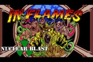 IN FLAMES – Pinball Map (Re-Recorded) (OFFICIAL MUSIC VIDEO)