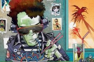 Gorillaz & Lou Reed  – Some Kind of Nature