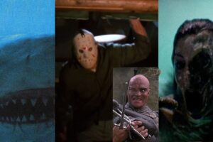 3-D Horror Movies Of The '80s: Remembering The Best (And Worst)