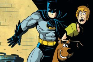 'Batman & Scooby-Doo Mysteries': Batman Joins Forces With Mystery Inc. for New Comic Series!