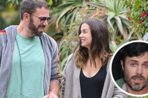Ben Affleck's Brother Casey Has Advice For Him And Ana De Armas About The Break-Up