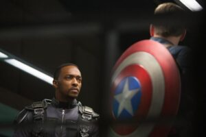 'Coming Soon: Anthony Mackie Comments on Chris Evans' Possible MCU Return'