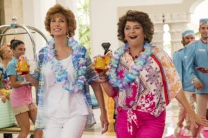 'Coming Soon: Barb and Star Go to Vista Del Mar Clip Features Kristen Wiig and Annie Mumolo'