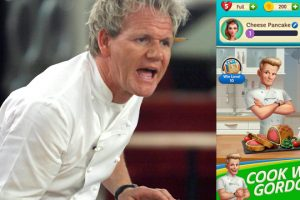 'Coming Soon: CS Interview: Gordon Ramsay on His New Mobile Game Chef Blast'