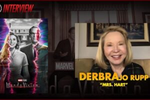 'Coming Soon: CS Video: Debra Jo Rupp Talks Disney+'s WandaVision'