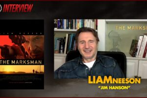 'Coming Soon: CS Video: The Marksman Interview With Star Liam Neeson!'