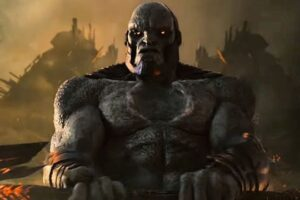 'Coming Soon: Darkseid Revealed On New Zack Snyder's Justice League Shirts'