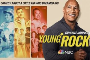 'Coming Soon: Dwayne Johnson Runs for President in New Young Rock Trailer'