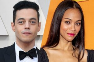 'Coming Soon: Rami Malek & Zoe Saldana Join David O. Russell's A-List Cast For Untitled Feature'