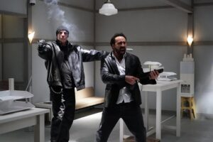 'Coming Soon: RLJE Films Acquires Nicolas Cage-Led Prisoners of the Ghostland'