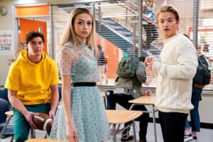 'Coming Soon: Saved by the Bell Renewed for a Second Season at Peacock'
