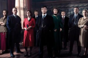 'Coming Soon: Steven Knight Confirms Plans for a Peaky Blinders Movie'