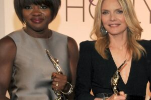 'Coming Soon: The First Lady: Michelle Pfeiffer Joins Viola Davis in New Showtime Series'