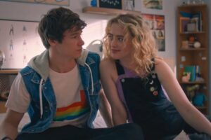 'Coming Soon: The Map of Tiny Perfect Things Trailer Traps a Teen Romance Inside a Time Loop'