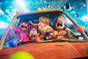 'Coming Soon: The Mitchells vs. The Machines: Netflix Nabs Global Rights to Lord-Miller's New Animated Film'