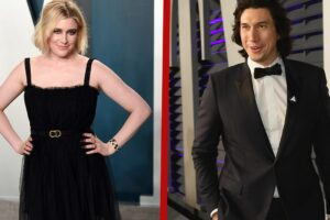 'Coming Soon: White Noise: Adam Driver & Greta Gerwig to Reunite With Noah Baumbach in New Netflix Film'
