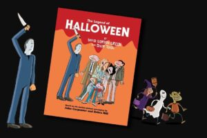 """[Contest] Win a Copy of """"The Legend of Halloween"""" Signed by 'Halloween' Director David Gordon Green!"""