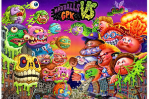 Garbage Pail Kids and Madballs Kicks Off New Cards, Toys and More