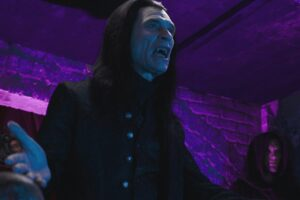 Glenn Danzig Bares Fangs as Bad Bathory in His 'Death Rider in the House of Vampires'! [Exclusive]