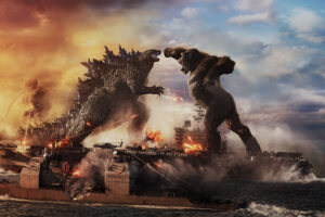 'Godzilla vs. Kong' Release Date Bumped a Few Days to March 31st
