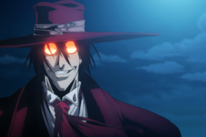 'Hellsing Ultimate': The Great Nightmare That Is Alucard [Anime Horrors]