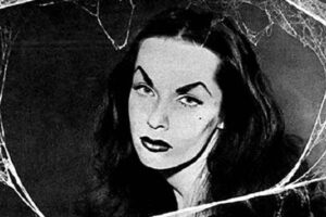 Horror Host Vampira Gets the Spotlight in 'Glamour Ghoul: The Passions and Pain of the Real Vampira, Maila Nurmi'