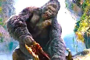 JoBlo: KING KONG Dinosaur Fight Clip #2 (2005) Peter Jackson Kong Horror
