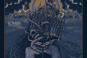 """'Season Of Mists : TOMBS – """"Bone Furnace"""" (Official Track) 2020'"""