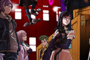 'Slash Film: 'Akudama Drive' is the Cyberpunk Suicide Squad Anime You Never Knew You Wanted'