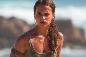 'Slash Film: Daily Podcast: Tomb Raider Sequel, Jungle Cruise Updates, Kevin Hart, and Questions From the Mailbag'