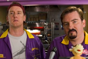 'Slash Film: Kevin Smith Reveals 'Clerks III' Script Pages After He Finishes First Draft'