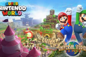 'Slash Film: Super Nintendo World Opening Delayed at Universal Studios Japan Due to COVID-19'