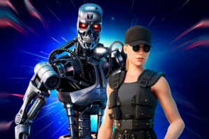 The 'Terminator' Franchise is the Next Crossover in 'Fortnite'!