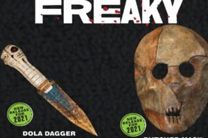 Trick or Treat Studios Releasing Replicas of the Mask and Dagger from Slasher Comedy 'Freaky'