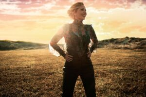 Anneke van Giersbergen releases lyric video for the emotive Agape
