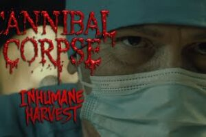 "CANNIBAL CORPSE's NSFW ""Inhumane Harvest"" Video Is Not For The Faint of Heart"