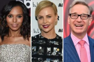 Charlize Theron and Kerry Washington Sign Up for Netflix and Paul Feig's 'The School for Good and Evil'
