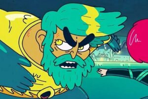 'Coming Soon: Aquaman: King of Atlantis Photo Reveals First Look at New Animated Miniseries'