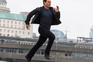 'Coming Soon: Christopher McQuarrie Shares Production Photo from Mission: Impossible 7'