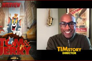 'Coming Soon: CS Video: Director Tim Story Talks This Weekend's Tom & Jerry!'
