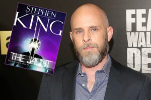 'Coming Soon: Dave Erickson Developing Series Adaptation of Stephen King's The Jaunt'