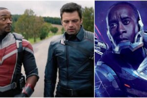'Coming Soon: Don Cheadle's War Machine to Appear in Falcon and the Winter Soldier'