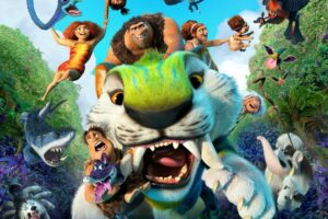 'Coming Soon: Exclusive The Croods: A New Age Deleted Scene With Ryan Reynolds!'