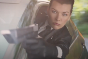 'Coming Soon: Exclusive The Rookies Trailer for Milla Jovovich Action Thriller!'