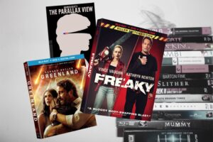 'Coming Soon: February 9 Blu-ray, Digital and DVD Releases'