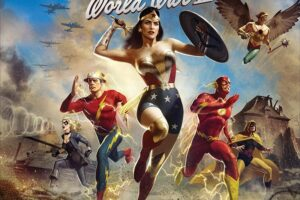'Coming Soon: Justice Society: World War II Trailer & Release Dates Unveiled'