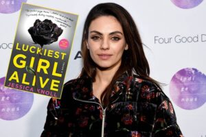 'Coming Soon: Mila Kunis to Lead Netflix's Film Adaptation of Luckiest Girl Alive'