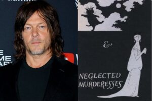 'Coming Soon: Neglected Murderesses: Norman Reedus Developing Adaptation for AMC'