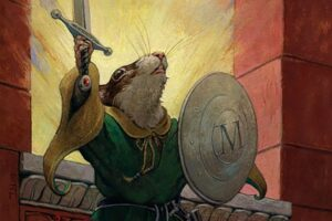 'Coming Soon: Netflix Acquires Brian Jacques' Redwall for Film & TV Adaptations'