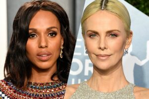 'Coming Soon: Netflix's The School for Good and Evil Adds Kerry Washington & Charlize Theron'